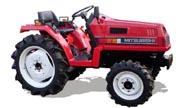 Mitsubishi MT20 tractor photo