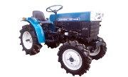 Satoh ST1440 tractor photo