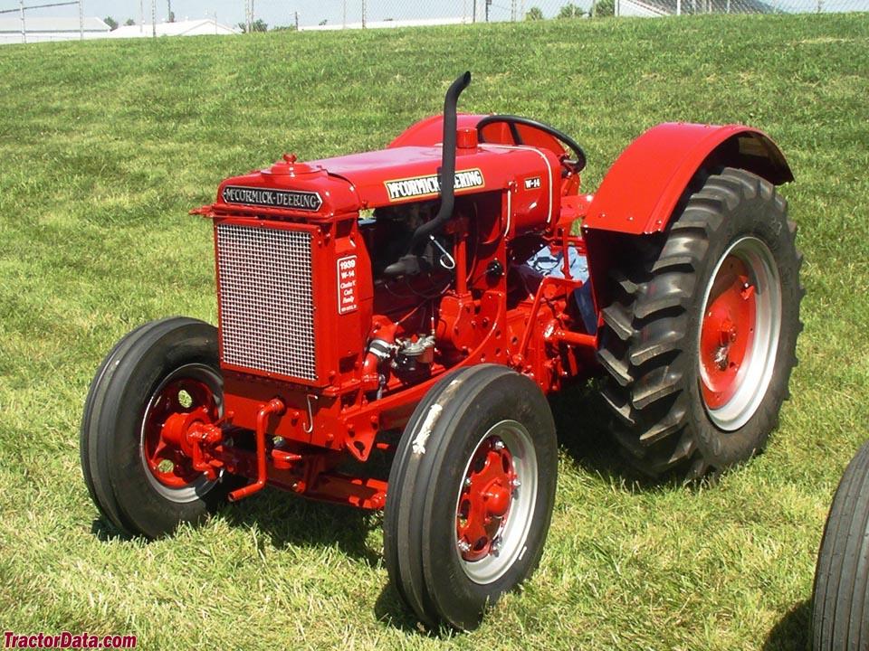 Deering tractor