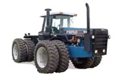 Versatile 846 tractor photo