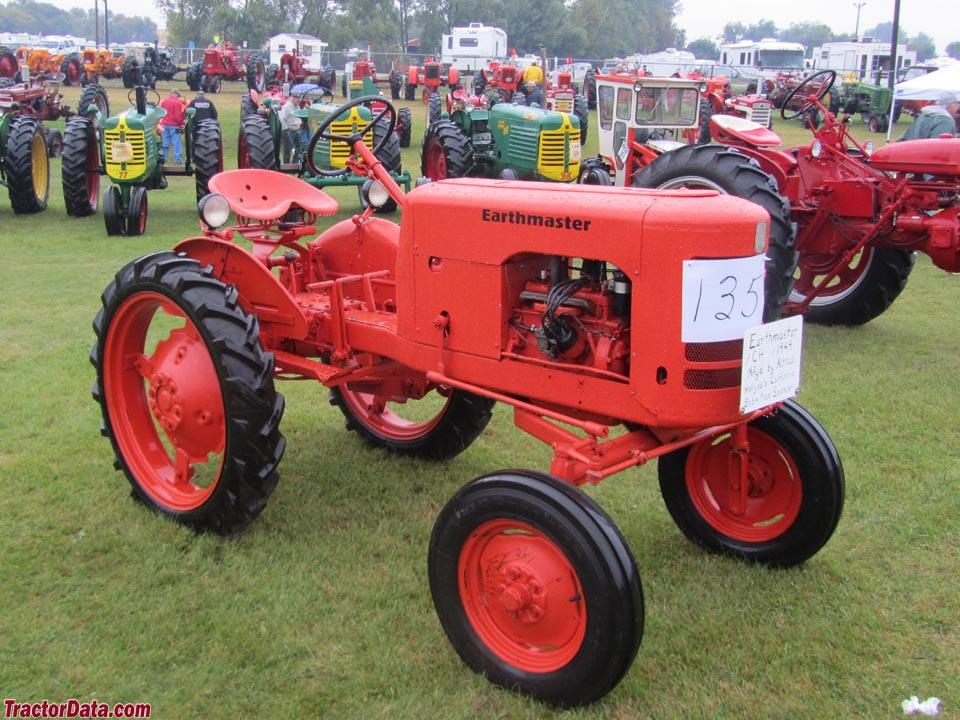 Tractordata Com Earthmaster Ch Tractor Photos Information