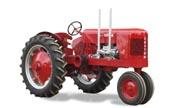 Custom B tractor photo