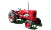 Custom C tractor photo
