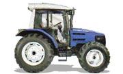Farmtrac 7115DTC tractor photo