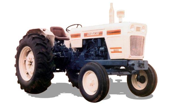 Agri-Power 8000