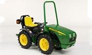 John Deere 20A tractor photo