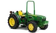 John Deere 76F tractor photo