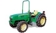 John Deere 85F tractor photo