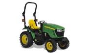 John Deere 2320 tractor photo