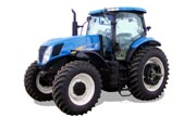 New Holland T7030 tractor photo