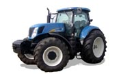 New Holland T7060 tractor photo