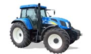 New Holland T7530 tractor photo