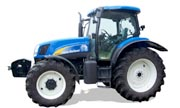 New Holland T6010 tractor photo