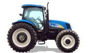 New Holland T6070 Elite tractor photo