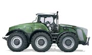 Fendt Trisix tractor photo