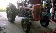Massey Ferguson 30 tractor photo