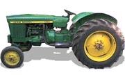 John Deere 1420 tractor photo