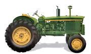 John Deere 3420 tractor photo