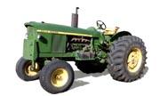 John Deere 4420 tractor photo