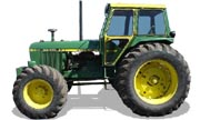 John Deere 3540 tractor photo