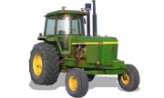 John Deere 4930 tractor photo