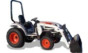 Bobcat CT230 tractor photo