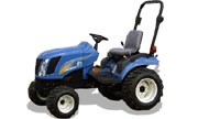 New Holland T1110 tractor photo