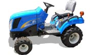 New Holland T1010 tractor photo