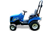 New Holland T1030 tractor photo