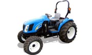 New Holland T2310 tractor photo