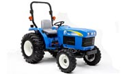 New Holland T1510 tractor photo