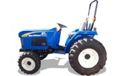 New Holland T1520 tractor photo