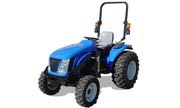 New Holland T2220 tractor photo