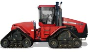 CaseIH Quadtrac STX440QT tractor photo