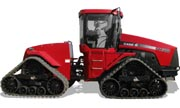 CaseIH STX380QT Quadtrac tractor photo