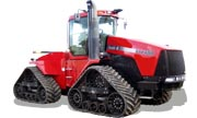 CaseIH STX480QT Quadtrac tractor photo