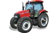 CaseIH Maxxum 110 tractor photo