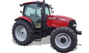 CaseIH Maxxum 115 tractor photo