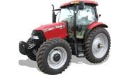 CaseIH Maxxum 120 tractor photo