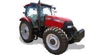 CaseIH Maxxum 125 tractor photo
