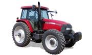 CaseIH Maxxum 140 tractor photo