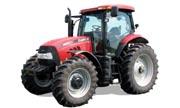 CaseIH Puma 115 tractor photo