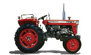 Yanmar YM1610D tractor photo