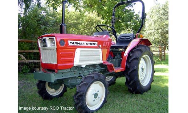 Tractor Data Farm Tractors : Tractordata yanmar ym d tractor photos information