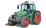 Fendt 208 tractor photo