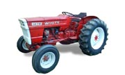 White 1470 tractor photo