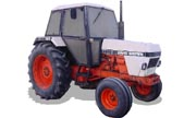 David Brown 1390 tractor photo