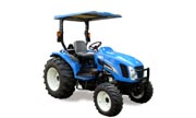 New Holland TC40A tractor photo