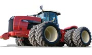 Buhler Versatile 485 tractor photo