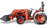 Kubota L4610 tractor photo